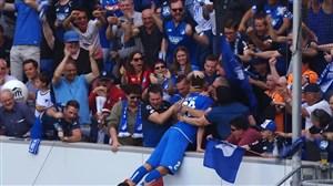 5 گل برتر هفته پایانی بوندسلیگا