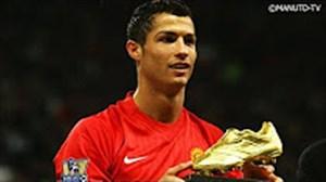 تمام 31 گل کریستیانو رونالدو در مسیر رسیدن به کفش طلا 2008