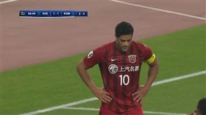 خلاصه بازی شانگهای 2 - کاشیما آنتلرز 1
