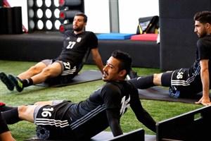 آخرین اخبار تیم ملی فوتبال در حاشیه تمرین