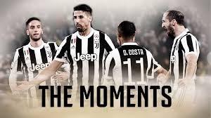 برترین لحظات یوونتوس در فصل 18-2017