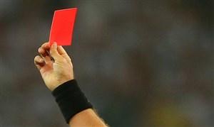 پرحاشیه ترین کارت قرمزهای مسابقات جام جهانی