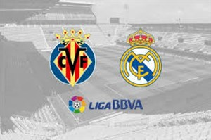 خلاصه بازی ویارئال 2 - رئال مادرید 2