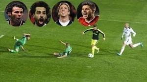 5 گل فراموش نشدنی از ستارگان لیگ برتر جزیره