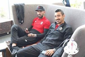 صحبت های قوچان نژاد و دژاگه پس از بازی ترکیه