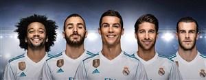 تمرین های رئال مادرید برای فتح لیگ قهرمانان