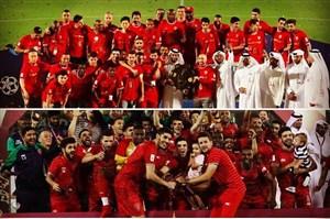 پیروزی الدحیل در مقابل الریان (فینال جام حذفی قطر)