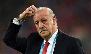 دل بوسکه: اسپانیا هنوز مدعی قهرمانی است
