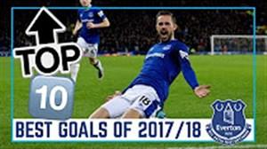 10 گل برتر اورتون در فصل 2017/18