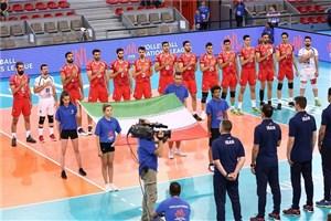 14 بازیکن ایران برای هفته آخر لیگ ملتهای والیبال اعلام شد