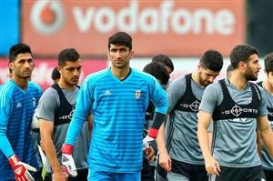 صحبتهای بیرانوند درباره همتیمیهای خود در تیم ملی