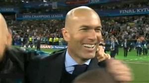رئال مادرید فاتح لیگ قهرمانان اروپا