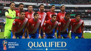 معرفی تیم ملی کاستاریکا یکی از تیم های راه یافته به جام جهانی روسیه
