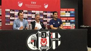 کنفرانس خبری کی روش پیش از تقابل با ترکیه