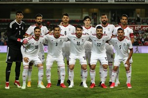 آشنایی با تیمهای حاضر در جامجهانی؛ ایران