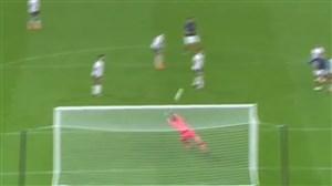 گل دوم فرانسه روی اشتباه عجیب دروازهبان ایرلند