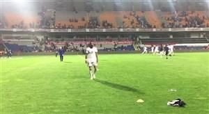 ریکاوری تیم ملی پس از شکست مقابل ترکیه