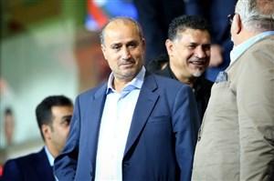 پیگیری وضعیت سلامتی رئیس فدراسیون فوتبال در ترکیه