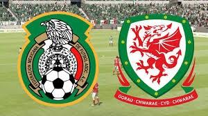 خلاصه بازی مکزیک 0 - ولز 0