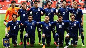 آشنایی با تیمهای حاضر در جام جهانی؛ ژاپن