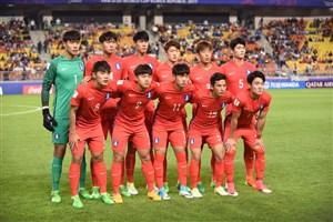 آشنایی با تیمهای حاضر در جام جهانی؛ کره جنوبی
