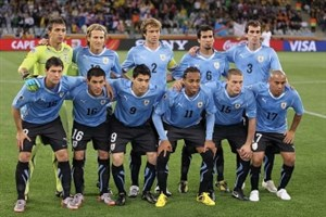 آشنایی با تیمهای حاضر در جام جهانی؛ اروگوئه
