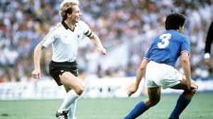 نیمه نهایی پر گل جام جهانی 1982 ( اسپانیا ) آلمان - فرانسه