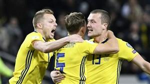 پیش بازی سوئد - کره جنوبی