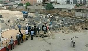 آماده سازی استادیوم نساجی قائم شهر برای لیگ برتر