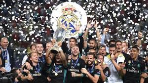 به بهانه هتریک رئال مادرید در قهرمانی لیگ قهرمانان