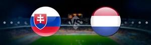 خلاصه بازی اسلواکی ۱ - هلند ۱