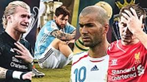 اشتباهات فوتبالی که هرگز فراموش نمی شوند