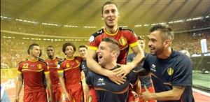 معرفی تیم های جام جهانی 2018، بلژیک