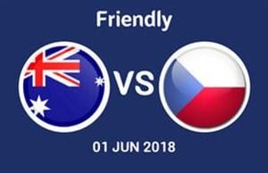 خلاصه بازی استرالیا 4 - جمهوری چک 0 (دوستانه)