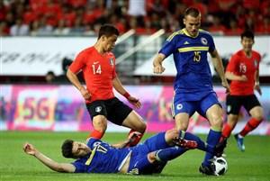 فهرست نهایی کره جنوبی برای جام جهانی اعلام شد