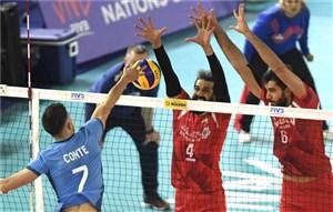 بررسی عملکرد تیم ملی والیبال در مسابقات لیگ ملت ها