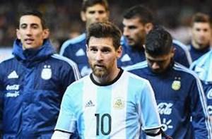 آرژانتین لیونل مسی؛ دریایی از تردیدها