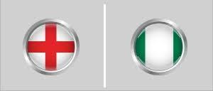 خلاصه بازی انگلیس 2 - نیجریه 1