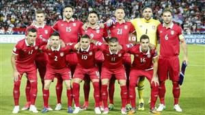 آشنایی با تیمهای حاضر در جام جهانی؛ صربستان