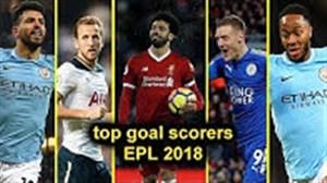 بهترین گلهای 5 گلزن برتر لیگ جزیره 18-2017