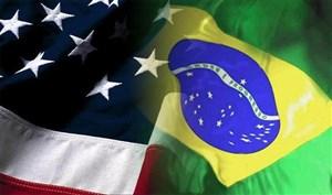 خلاصه والیبال برزیل 3 - آمریکا 2