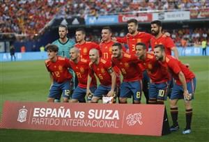 اسپانیا؛ با ارزش ترین تیم جام جهانی 2018