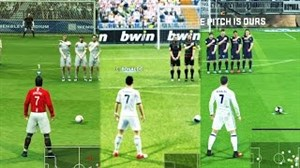 سیر ضربه ایستگاهی در بازی فیفا از سال 1994 تا  2018