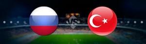 خلاصه بازی روسیه 1 - ترکیه 1  (دوستانه)