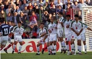 بازی خاطرهانگیز ایران-یوگسلاوی در جامجهانی 1998