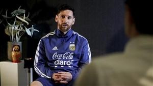 مسی: شاید پس از جام جهانی خداحافظی کنم!