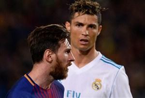 ظلم بزرگ به رونالدو؛ از بارسلونا و لئو مسی یاد یگیرید!