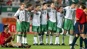 اسپانیا-ایرلند؛ یکهشتم نهایی جامجهانی 2002