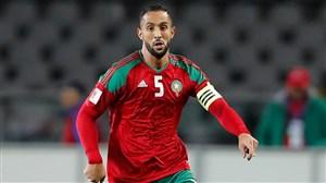 احتمال خداحافظی بن عطیه از تیم ملی مراکش!