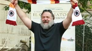 ابراز علاقه گلادیاتور سینما به باشگاه آ.اس.رم